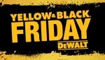 Black Friday Dewalt