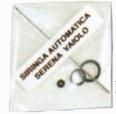 SET RICAMBI SIRINGA SERENA VAIOLO A3098/13 DLM