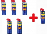 PROMO WD 40 6 BOMBOLETTE SMART STRAW SPRAY LUBRIFICANTE
