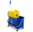 CARRELLO STRIZZATORE MINI BUCKET 36384 TTS CLEANING
