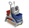 CARRELLO NICK GRIGIO 50 LT 6186 TTS CLEANING
