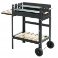 BARBECUE A CARRELLO 765/6 VERDELOOK