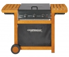 BARBECUE A GAS ADELAIDE 3 WOODY DUAL GAS 5744 CAMPINGAZ