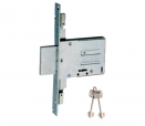 SERRATURA PER INFERRIATE E PORTE IN FERRO 663604NK ISEO