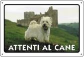 CARTELLO ALL. ATTENTI AL CANE 0791.01.20 D&B