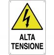 CARTELLO ALL. PERICOLO ALTA TENSIONE 0020.09.00 D&B