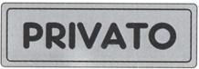 ETICHETTA ADESIVA PRIVATO 1590.45.00 D&B