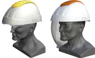 CASCO DIELETTRICO E-MAN INFIELD SAFETY