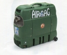COMPRESSORE MONOFASE SILENZIATO AIR BAG HP 1,5 FIAC