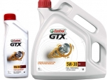 OLIO CASTROL GTX 5W-30 C4