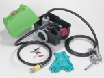 KIT POMPA PER TRAVASO GASOLIO PIUSI 12V BOX