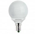 LAMPADINA BASSO CONSUMO GLOBO MINI 9W E14 SF5 MICROWATT