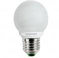 LAMPADINA BASSO CONSUMO GLOBO MINI 9W E27 MICROWATT
