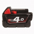 BATTERIA AL LITIO MILWAUKEE 18V M18 4AH