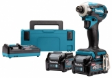 AVVITATORE AD IMPULSI MAKITA XGT 40V TD001GM201 MAKITA