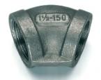 GOMITO 45° INOX FF ART. 121 RACCORDERIE METALLICHE