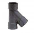 DERIVIAZIONE IN PVC 45° F/F/F MI302000 TECNOMET