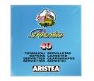 CONFEZIONE 40 TOVAGLIOLI 2 VELI AZZURRI 889454 ARISTEA