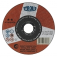 DISCO TAGLIO INOX STANDARD A60-BF INOX TYROLIT