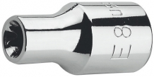 "CHIAVI A BUSSOLA USAG 235 1/4"" TORX"