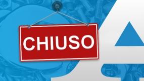 Astori Spa Chiuso fino al 29 Marzo.