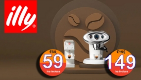Ottobre: Mese del Caffè Illy