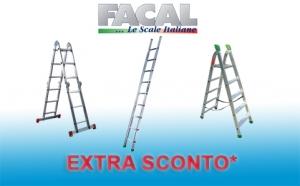 Extra sconto Facal