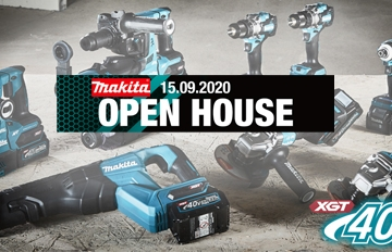 Open House Makita
