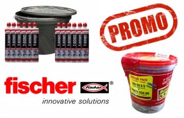 Secchi promozionali Fischer