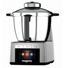 Robot cottura multifunzione cromo magimix cook expert - Robot multifunzione con cottura ...