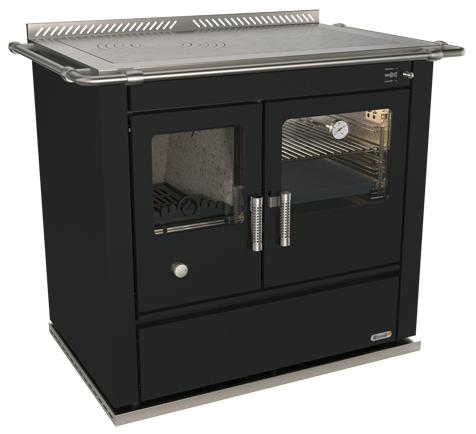Cucina a legna rizzoli s90 nera - Cucina a legna rizzoli ...