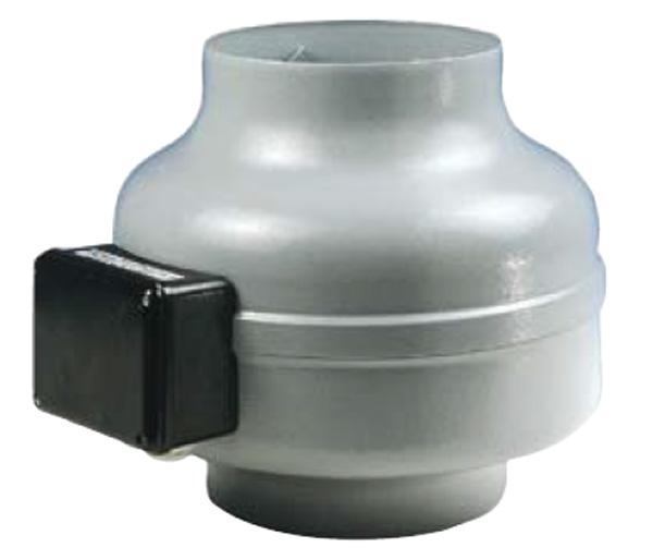 Aspiratori centrifughi in linea axc elicent - Aspiratori per cucina ...