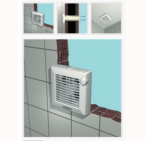 Aspiratore autom con timer e rilevatore umidit vortice - Aspiratore bagno umidita ...