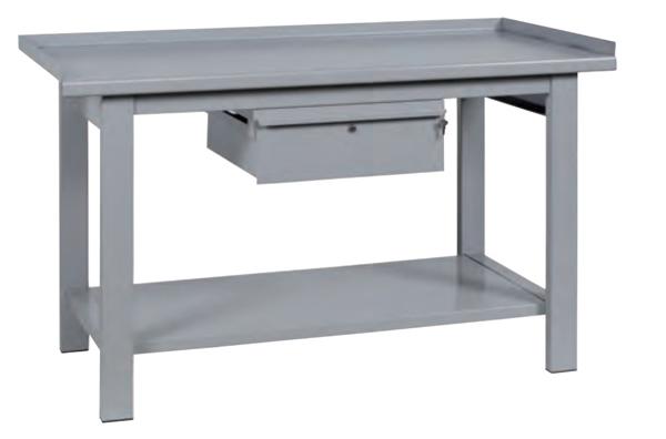 Banco Da Lavoro Per Elettricisti : Banco da lavoro in ferro 1 cassetto bm 1c bertolesi